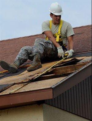 Roof repair Cork